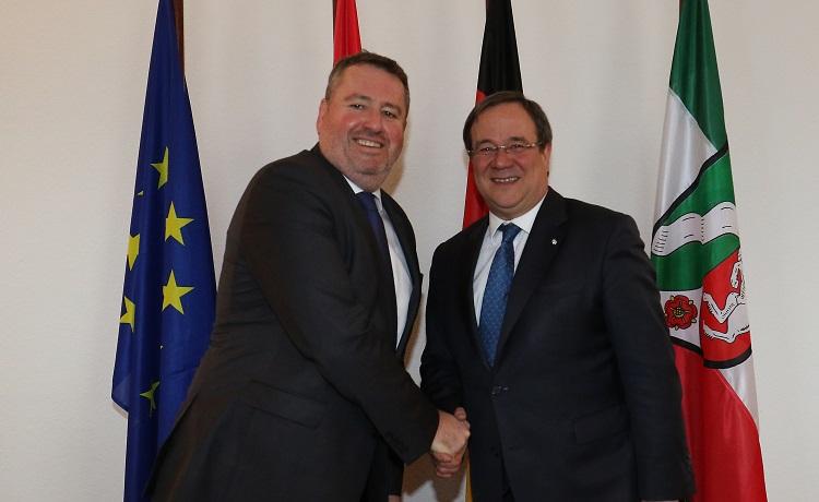 Botschafter Györkös in Nordrhein-Westfalen post's picture