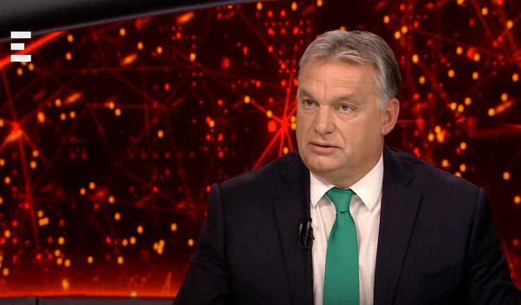"""Viktor Orbán: """"Das Europäische Parlament tritt wegen der Verletzung von Interessen, die nicht mit der Demokratie verbunden sind, auf."""" post's picture"""