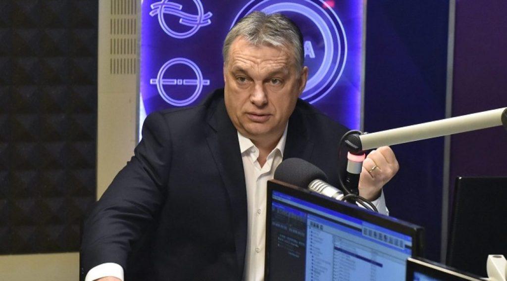 """Viktor Orbán: """"Das Sorossche Netzwerk und die Maschinerie haben sich für den ungarischen Wahlkampf angemeldet"""" post's picture"""