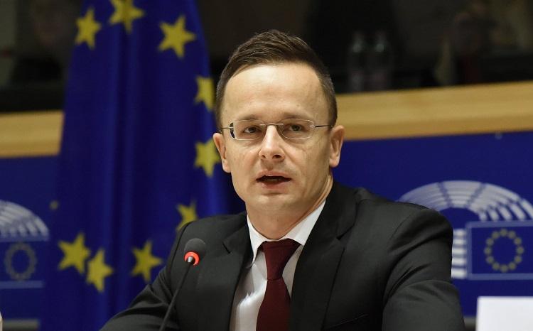 """Außenminister Szíjjártó: """"Die Wahl der künftigen Leiter der EU wird weder einfach noch schnell gehen"""" post's picture"""