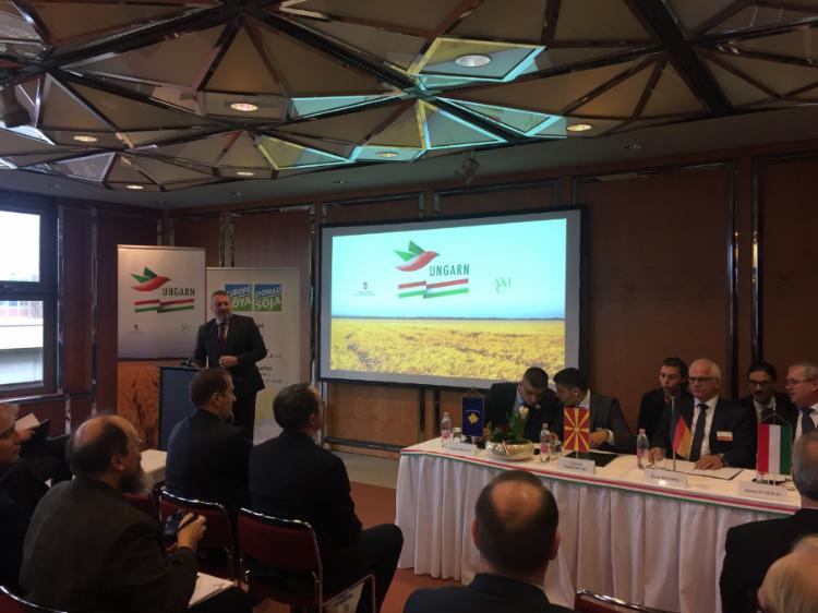 Europäische Soja-Erklärung – vier neue Unterzeichner