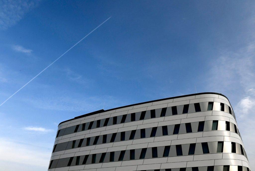 Erstes Flughafenhotel Ungarns eröffnet
