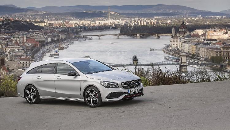 Mercedes-Benz Hungária erzielte 2017 Rekord in der Premiumklasse post's picture
