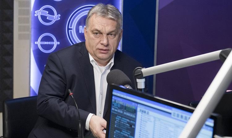 """Orbán: """"Das Coronavirus darf das Land  nicht lähmen"""""""