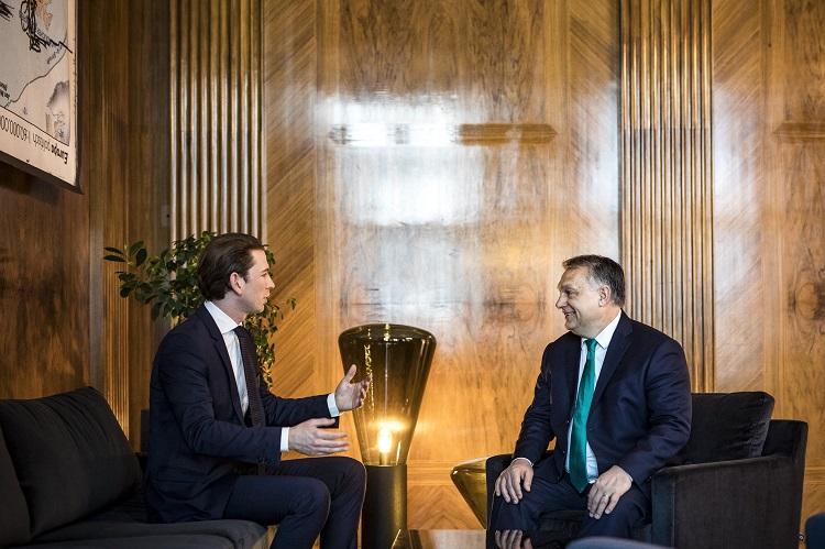 Orbán und Kurz: Illegale Migration muss gestoppt werden post's picture