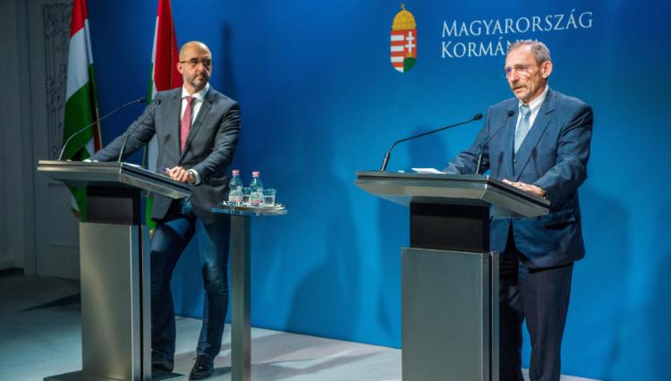 "Ungarische Presseschau – Gesetzentwurf ""Stop Soros"" post's picture"