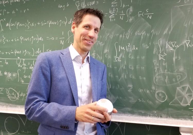 Ungarischer Mathematiker erhält den Leibniz-Preis 2018