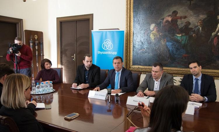 Thyssenkrupp und Uni Debrecen kooperieren post's picture