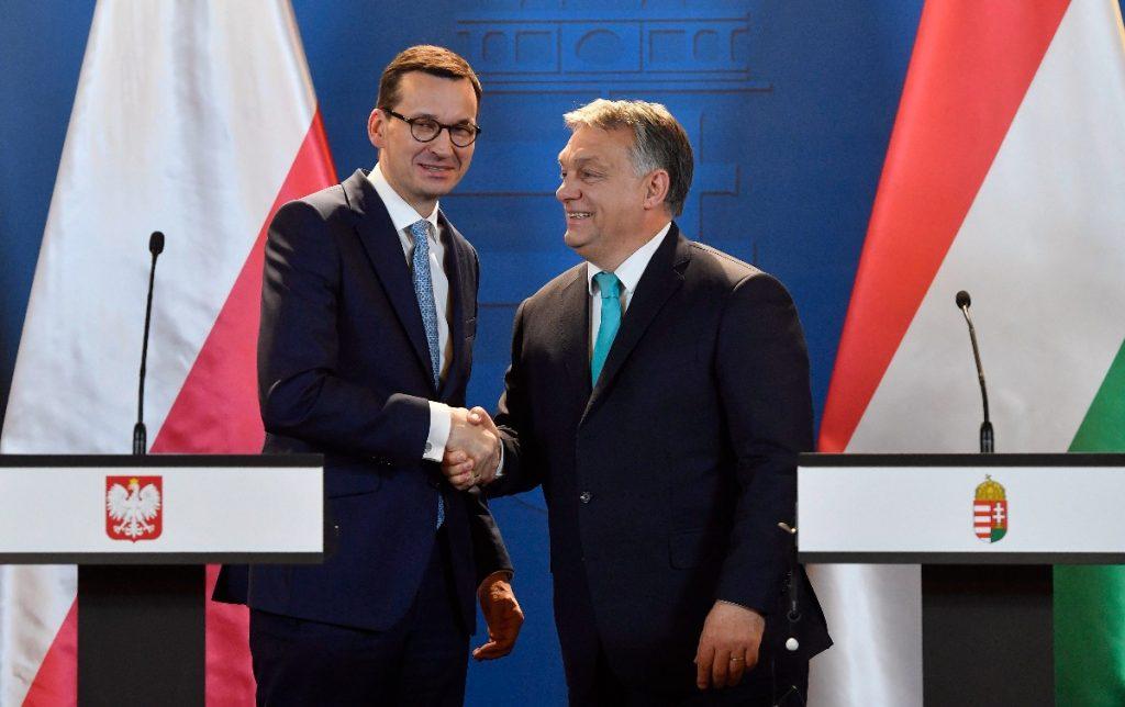 """Orbán: """"Ungarn und Polen haben eine Vision der Zukunft Europas"""" post's picture"""