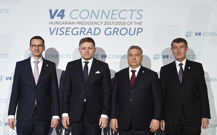 """Visegrád-Gruppe: """"Unsere Länder wollen keine Einwanderungsländer werden"""" post's picture"""