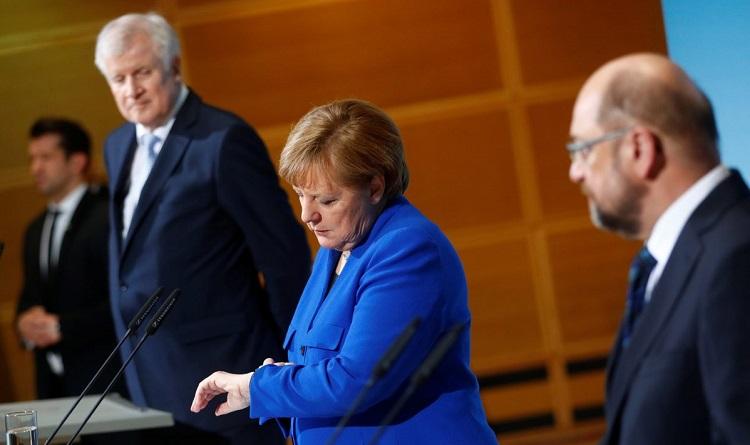 Ungarische Presseschau – Neuauflage der Großen Koalition in Deutschland post's picture