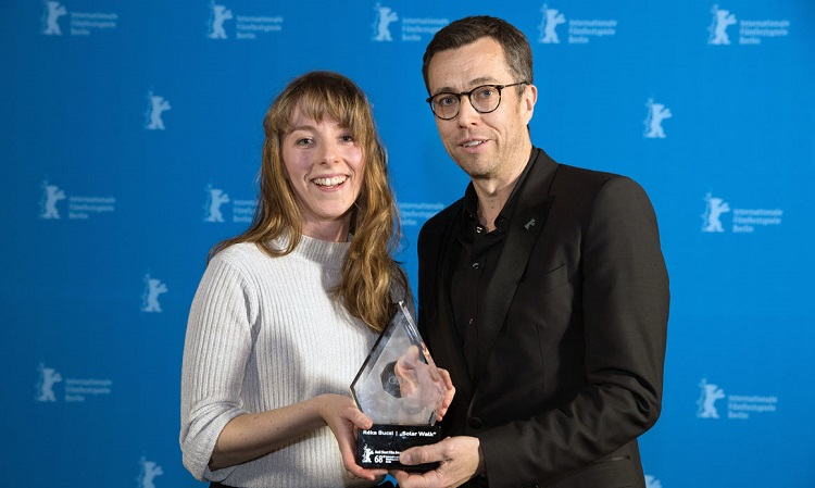 "Berlinale 2018: ""Solar Walk"" von Réka Bucsi erhält Audi Short Film Award post's picture"