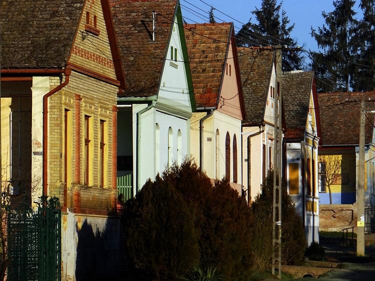 Feked errichtet ungarndeutscher Lehrpfad post's picture
