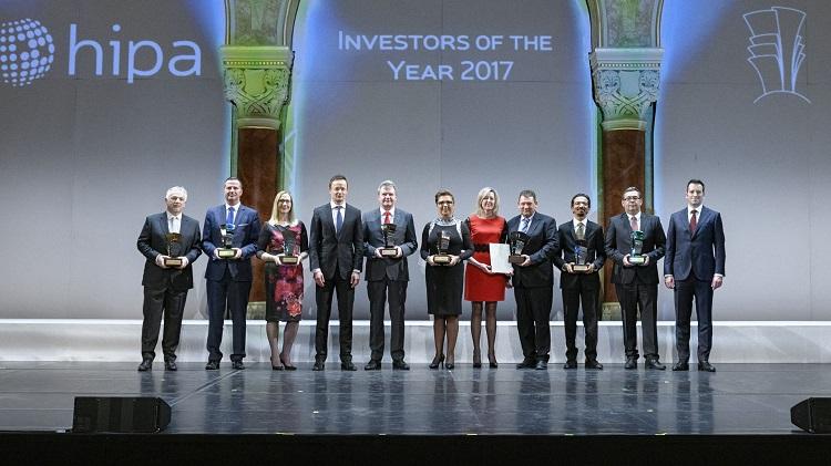 Deutsche Unternehmen in Ungarn als Investoren des Jahres ausgezeichnet