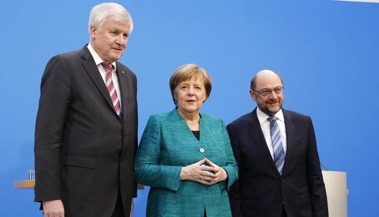 Mitteleuropäische Pressekritik an dem deutschen Koalitionsvertrag post's picture