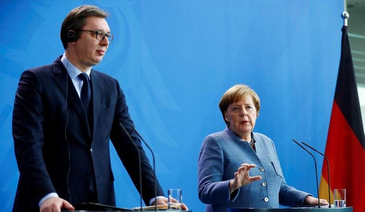 Merkel: Mitteleuropäische Mitgliedsstaaten sollten die gemeinsame Chinapolitik der EU vertreten