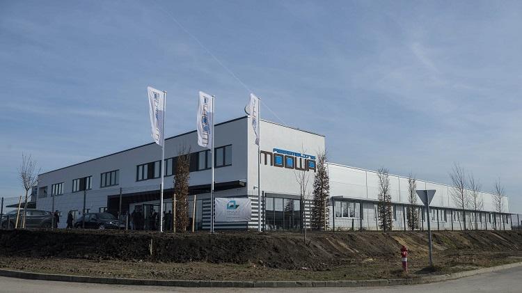 MooWa Assembling eröffnet neue Werkhalle in Tata post's picture