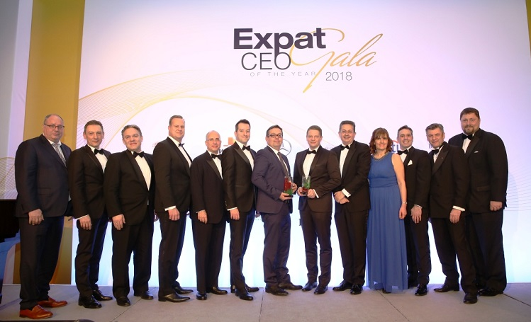 CEO der thyssenkrupp Components Hungary Kft. erhielt Local Partnership Award post's picture