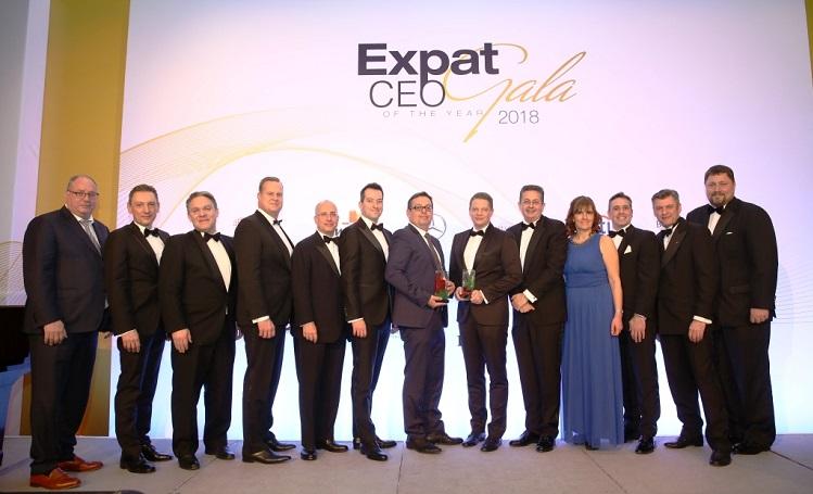 CEO der thyssenkrupp Components Hungary Kft. erhielt Local Partnership Award