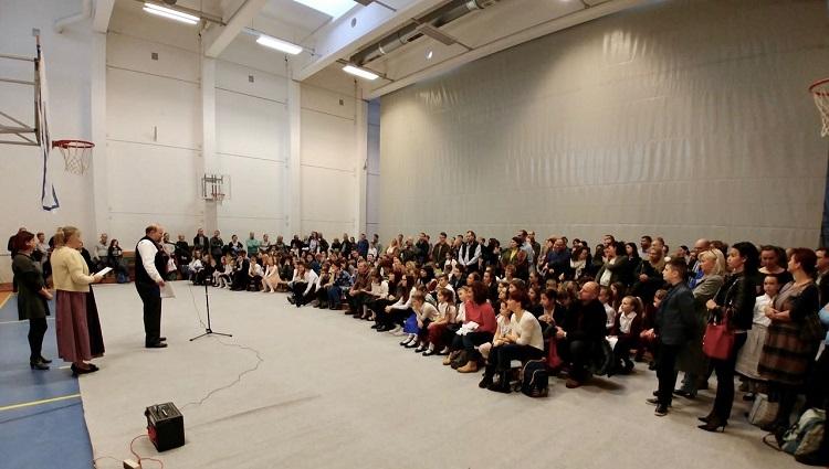 Ungarndeutscher Rezitationswettbewerb: Qualifikationsrunde in Budapest post's picture