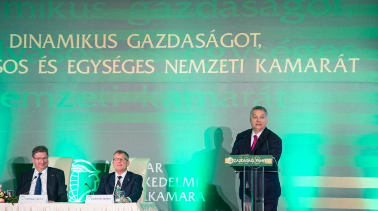 """Viktor Orbán: """"Mitteleuropa ist der wirtschaftliche Motor der Europäischen Union"""""""