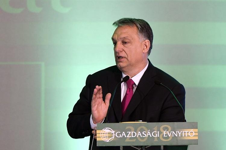Ungarische Presseschau – Orbán: Migration ist Gefahr fürs Wachstum post's picture