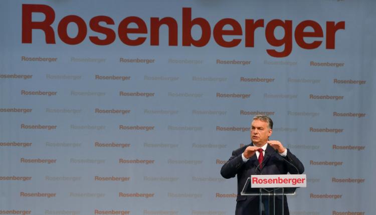 """Orbán: """"Ungarn wünscht sich solche Familienunternehmen, wie die deutschen"""" post's picture"""