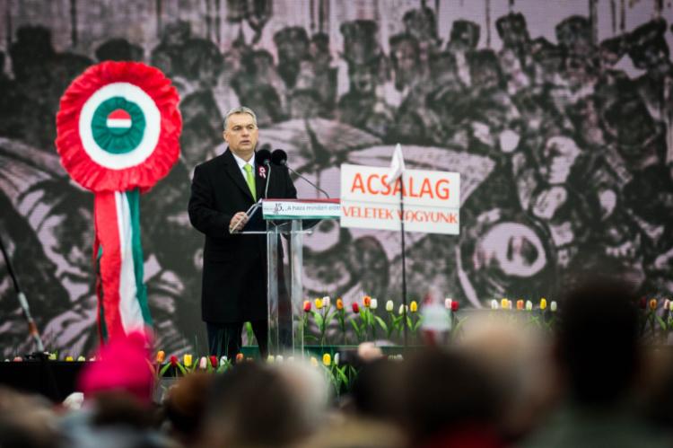 """Viktor Orbán: """"Jene, die die Einwanderung an ihren Grenzen nicht aufhalten, gehen verloren"""" post's picture"""