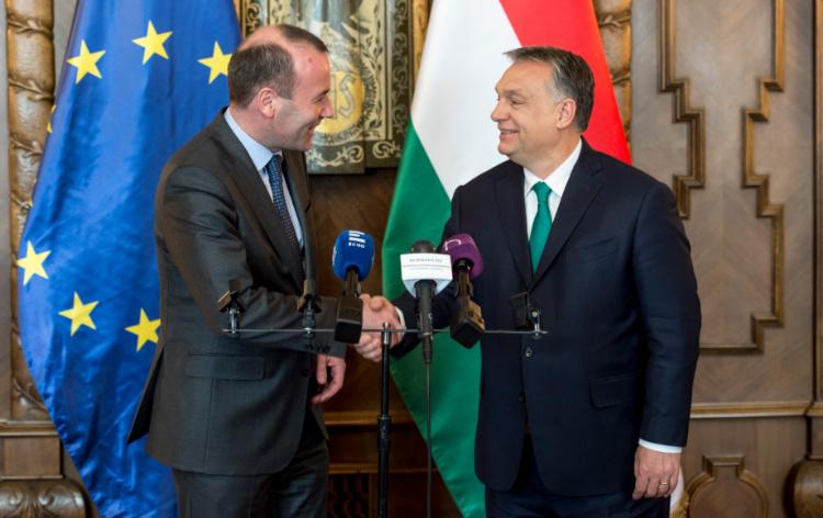 """Viktor Orbán: """"Europa ist voll und hieraus folgt, dass die Grenzen Europas verteidigt werden müssen"""" post's picture"""