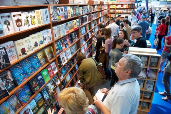 Daniel Kehlmann ist Ehrengast des 25. Budapester Internationalen Buchfestivals post's picture