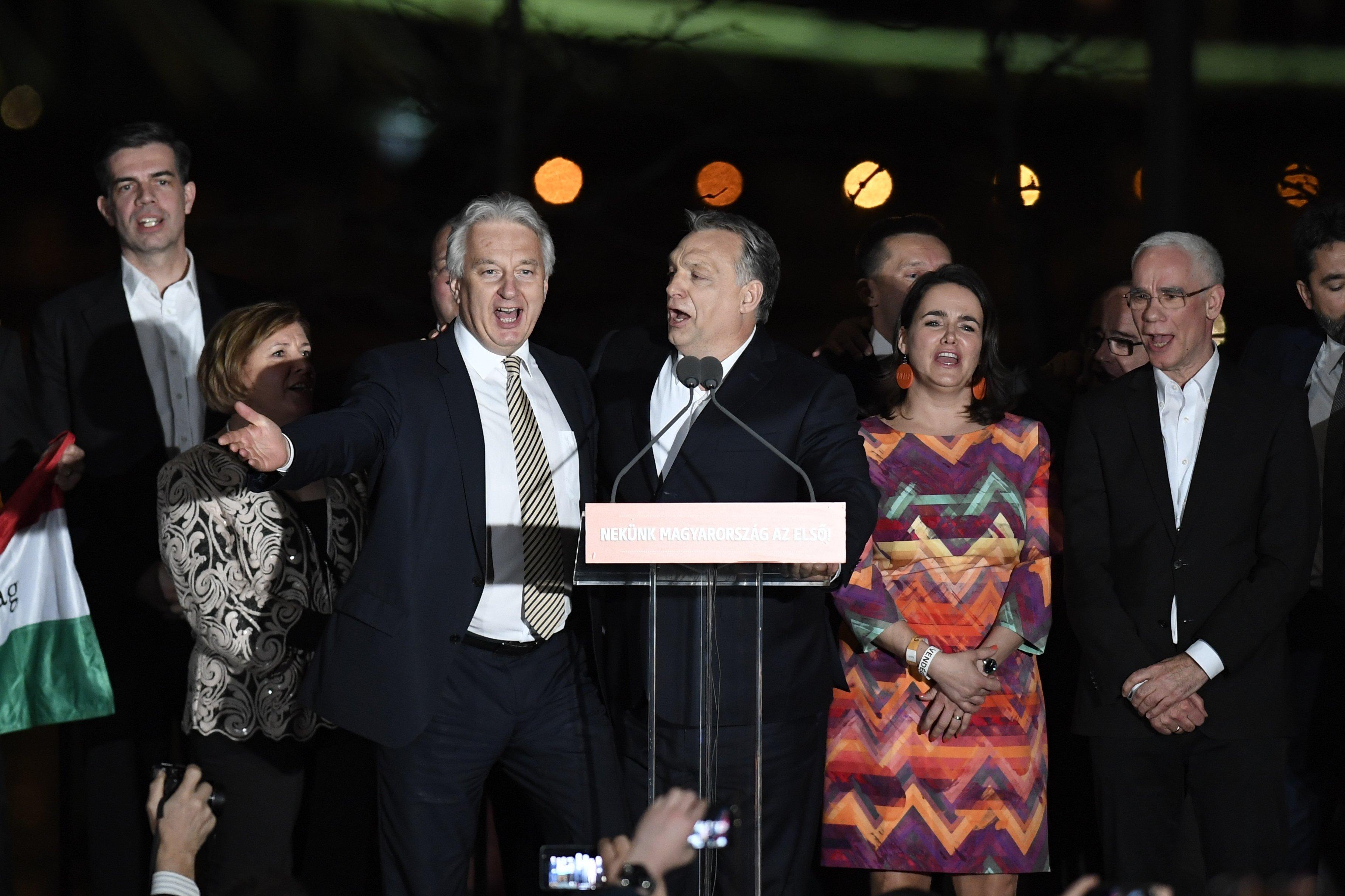 Erneuter Sieg von Orbáns Fidesz: sogar eine Zweidrittelmehrheit möglich post's picture