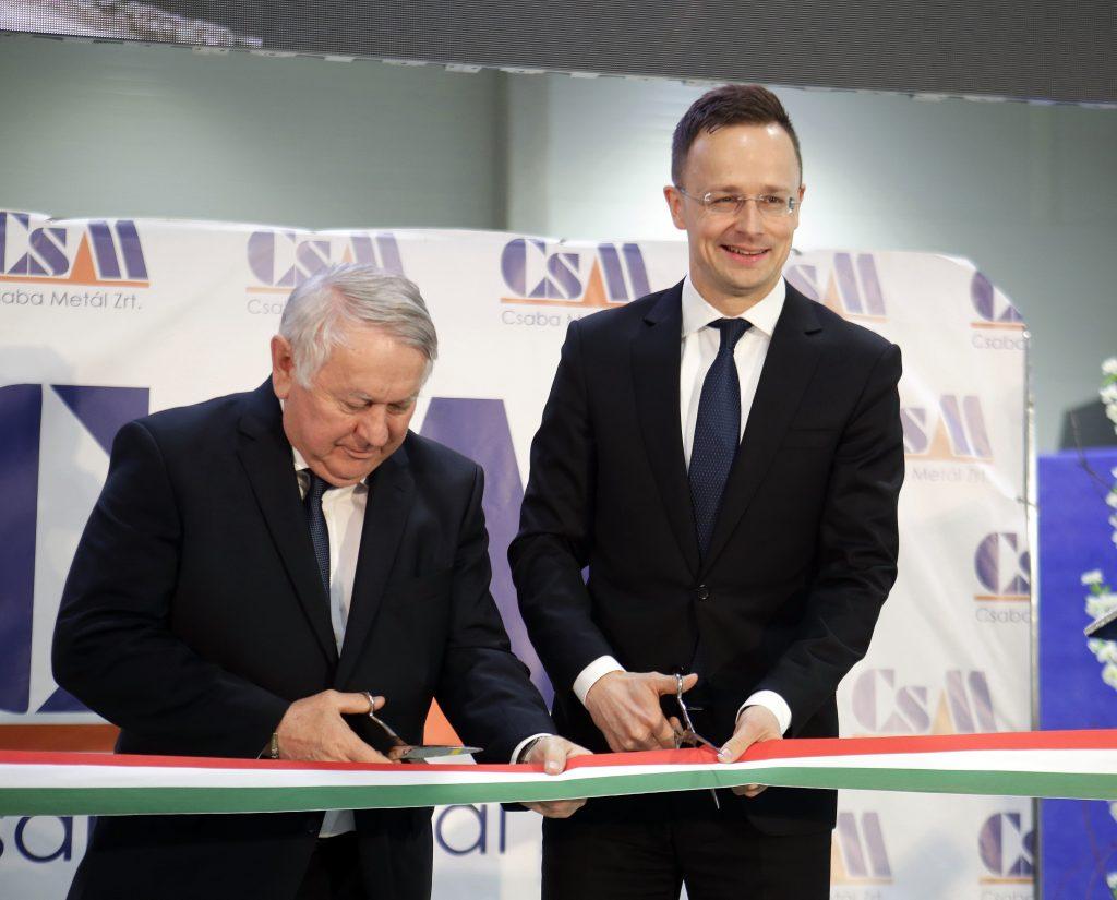 Der Zulieferer von Audi, Mercedes und Jaguar schuf 165 neue Arbeitsplätze in Ungarn