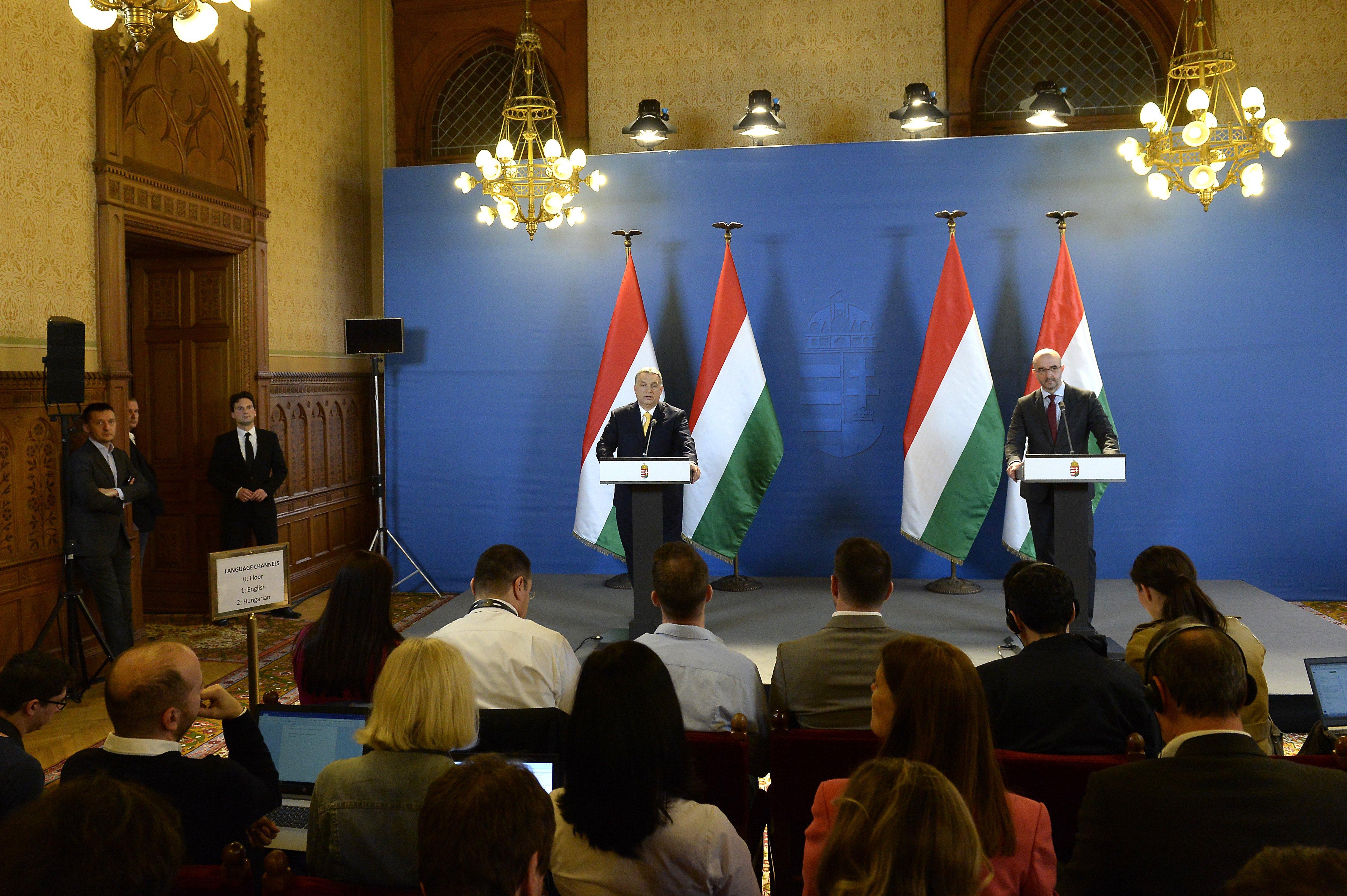 Neues System, alte Ziele – Anfang Mai kann Ungarn eine brandneue Regierung bekommen post's picture