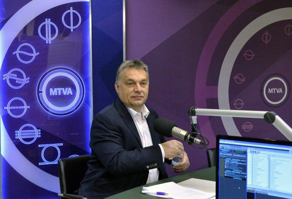Orbán: Regierung startet Umfrage zu den Auswirkungen von Corona
