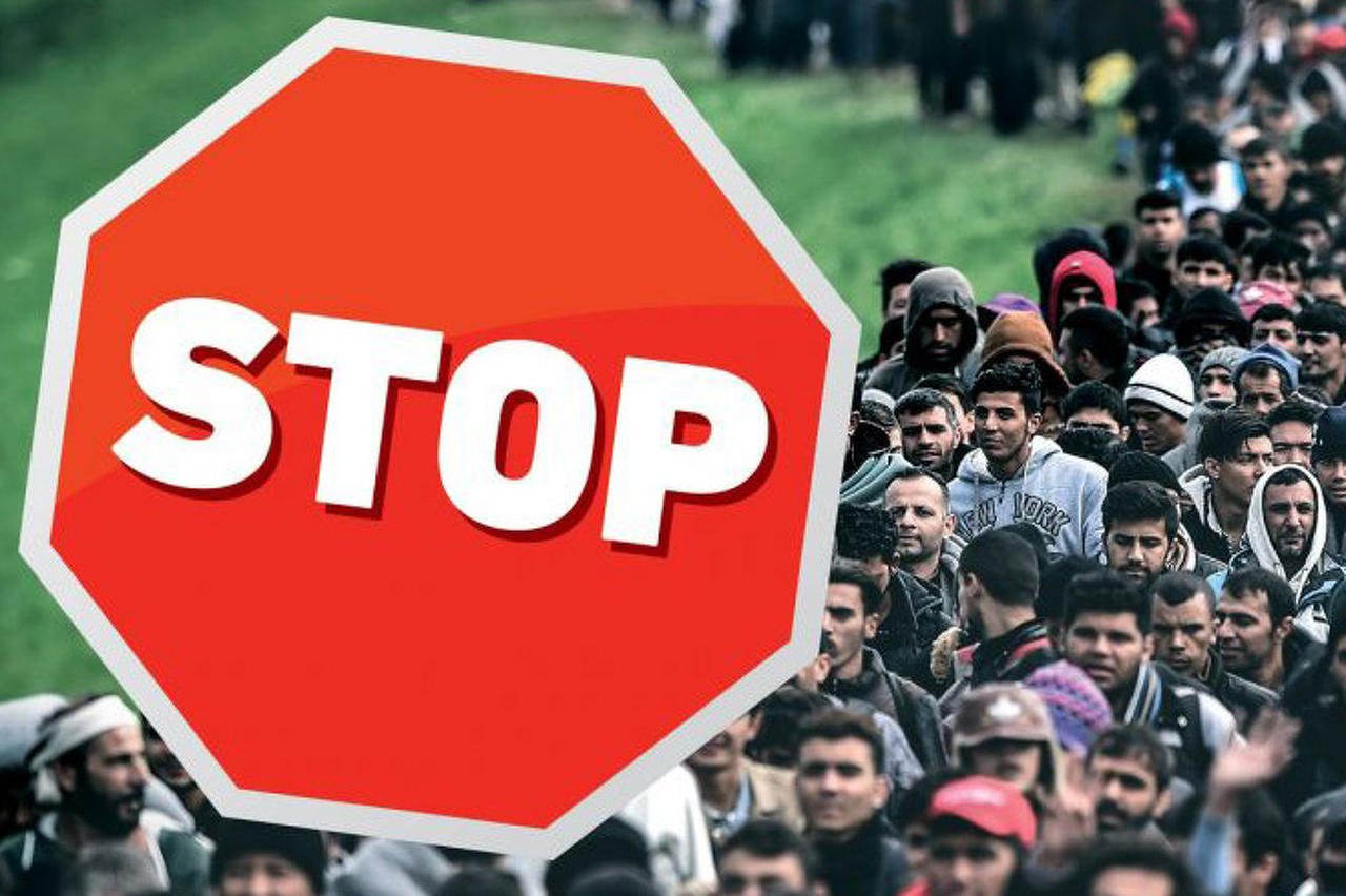 """""""STOP Soros 2.0"""": Hilfe für illegale Flüchtlinge muss bestraft werden post's picture"""