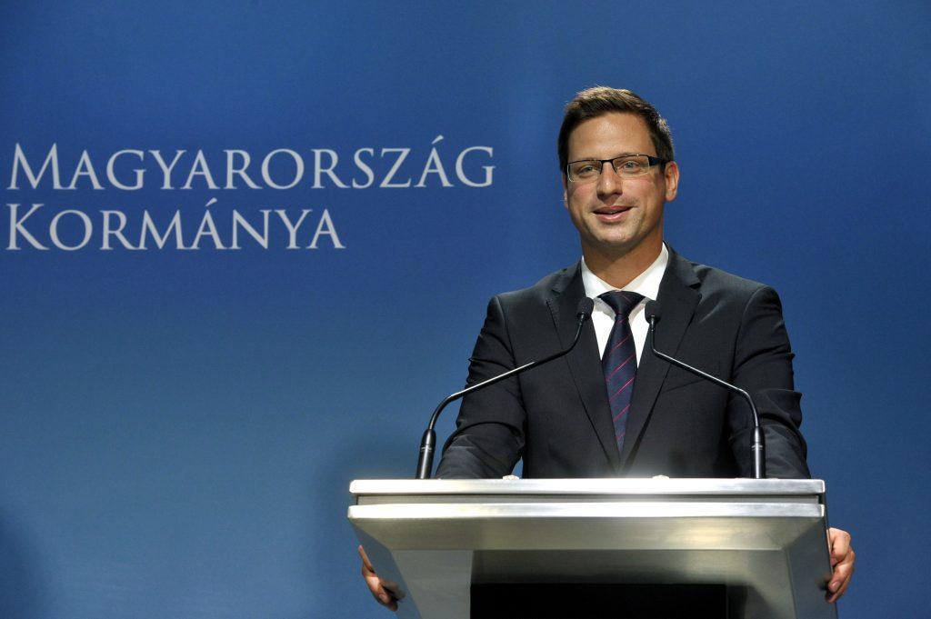 """Gergely Gulyás: """"Hier stehe ich, ich kann nicht anders"""" post's picture"""