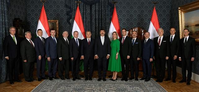 Vierte Regierung Orbáns vereidigt post's picture
