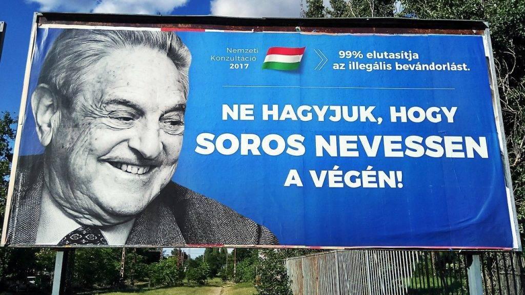 """Stop Soros""– Presseschau von budapost.de post's picture"