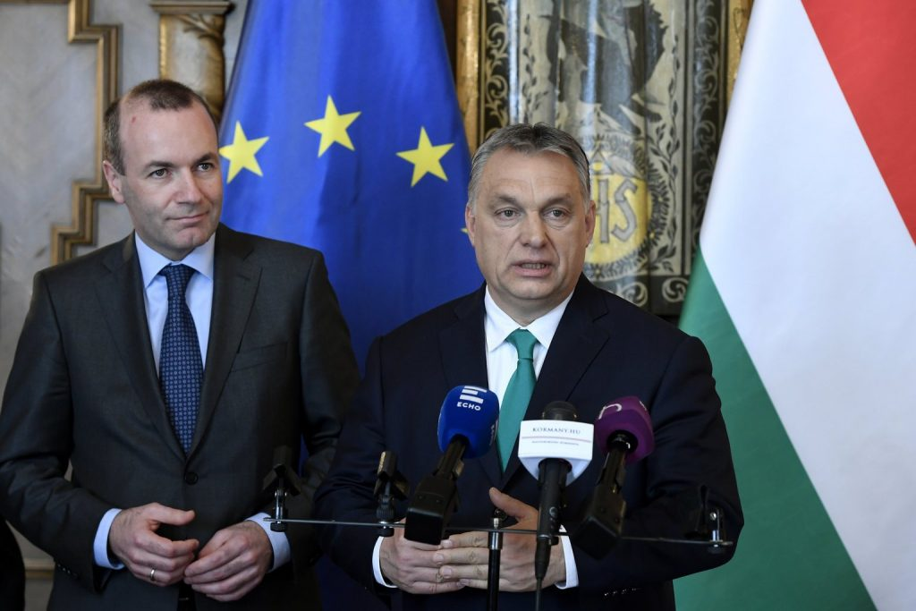 Treffen der EVP-Spitze mit Viktor Orbán in Brüssel – was die Medien darüber schreiben post's picture