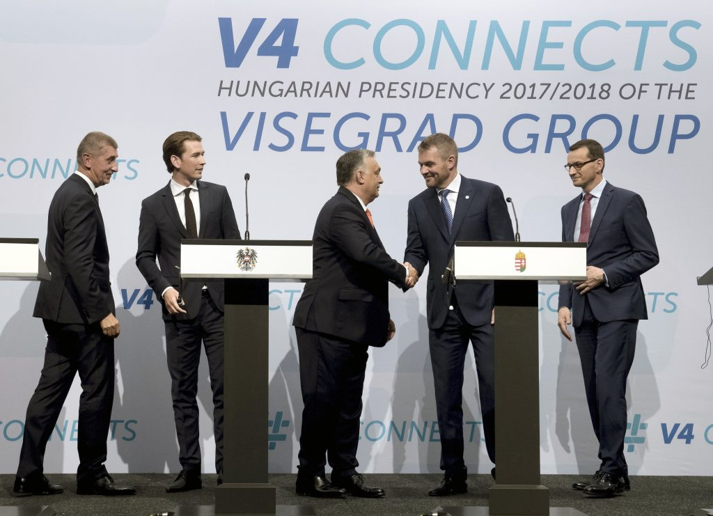 Visegrád-Staaten boykottieren EU-Gipfel post's picture