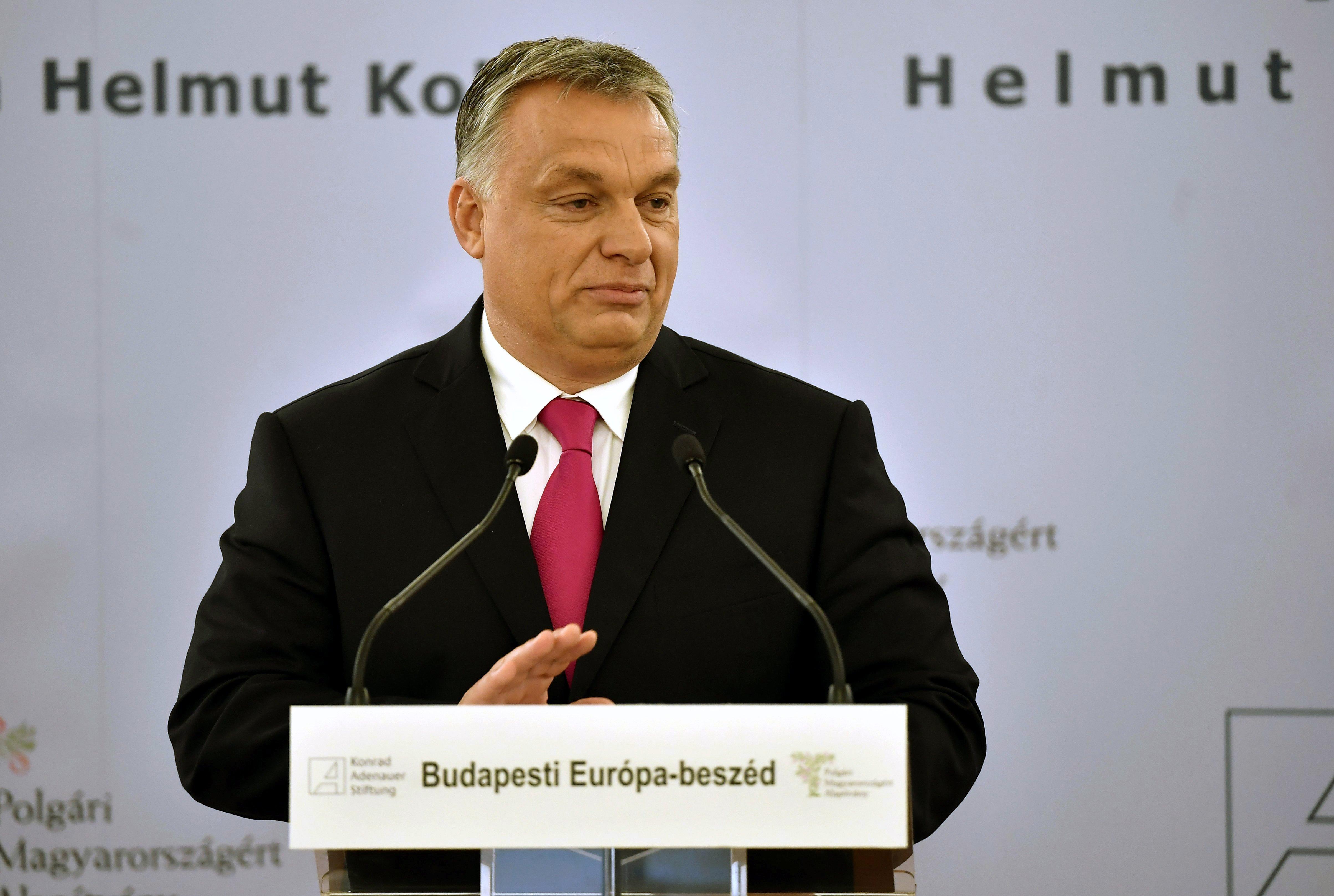 Orbán über EU-Haushalt: als hätte ihn George Soros geschrieben post's picture