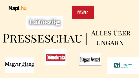 "Presseschau: ""Stop Soros""-Gesetz und die illiberalen Eliten post's picture"