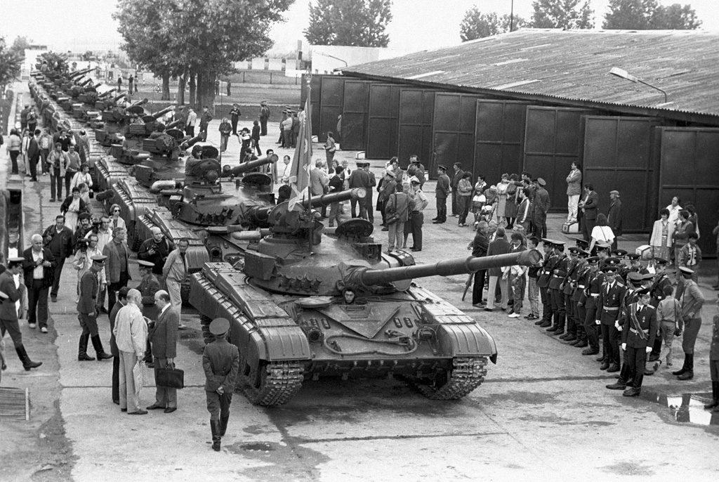Presseschau: Jahrestag des Abzugs der Roten Armee aus Ungarn post's picture