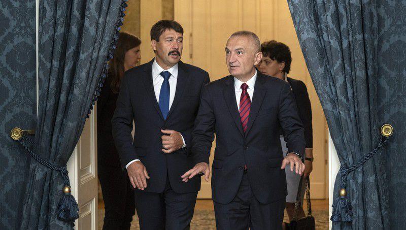 Ungarn unterstützt Albaniens Beitritt zur EU post's picture