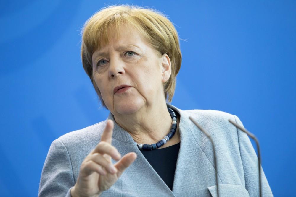 Merkel trifft Visegrad-Regierungschefs