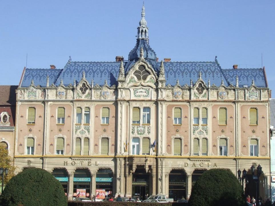 Ungarn erkauft das berühmte Gebäude in Siebenbürgen post's picture