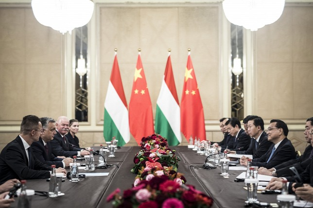 Zusammenarbeit von China und Mitteleuropa ist EU-Interesse post's picture