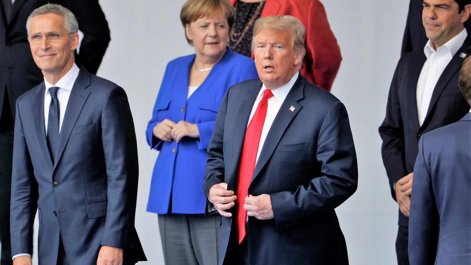 Presseschau: Lehre des NATO-Gipfels post's picture