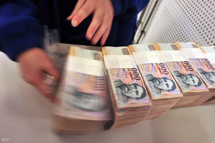 Erklärung zum schwachen Forint post's picture