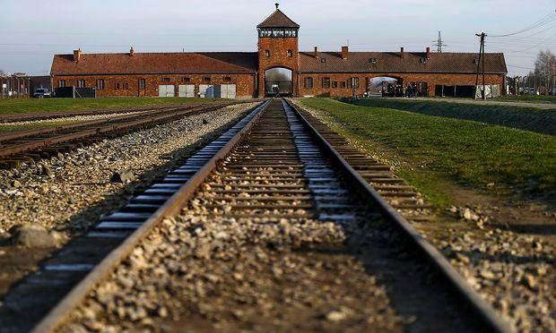 Ungarn wollten Steine aus KZ Auschwitz stehlen